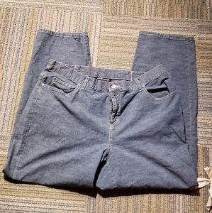 Sag Harbor Chambray Jeans